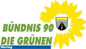 Grüne Mering Logo